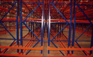 double deep rack