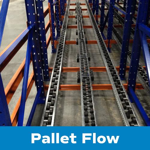 Pallet Flow