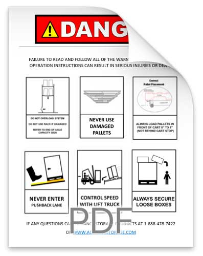 Advance Placards PDF